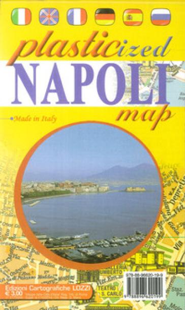 Napoli. Ediz. plastificata