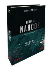 Narcos - Stagione 01-02 (8 DVD)(+gadget - limited edition 1000pz.)