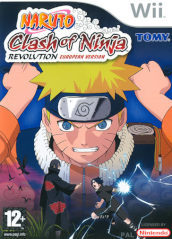 Naruto Clash Of Ninja Revolution