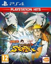 Naruto S.Ultimate Ninja Storm 4 PS Hits