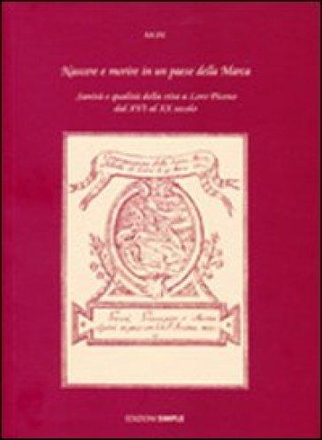 Nascere e morire in un paese della Marca - P. Consolati | Kritjur.org