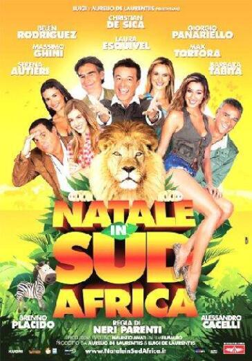 Natale in Sud Africa (Blu-Ray)