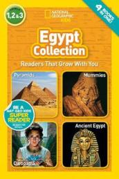 National Geographic Reader: Egypt Collection