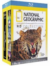 National geographic in HD (5 Blu-Ray)