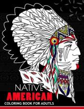 Native American Coloring Book for Adutls