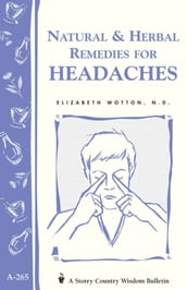 Natural & Herbal Remedies for Headaches