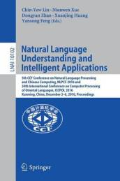 Natural Language Understanding and Intelligent Applications