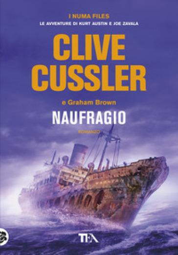Naufragio - Clive Cussler   Jonathanterrington.com
