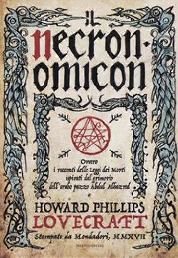 Necronomicon - Howard Phillips Lovecraft |