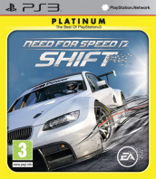 Need For Speed Shift Platinum