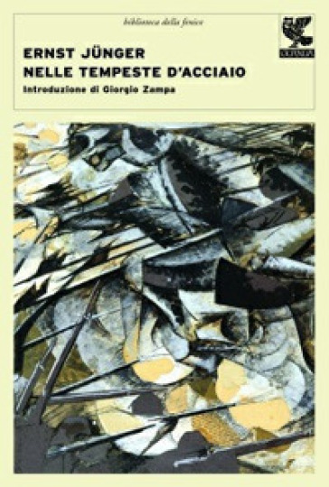 Nelle tempeste d'acciaio - Ernst Junger | Thecosgala.com