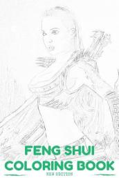 New Feng Shui Adult Coloring Book