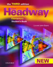 New Headway: Elementary Elementary level  Student