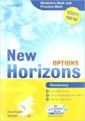 New Horizons Options. Elementary. Student