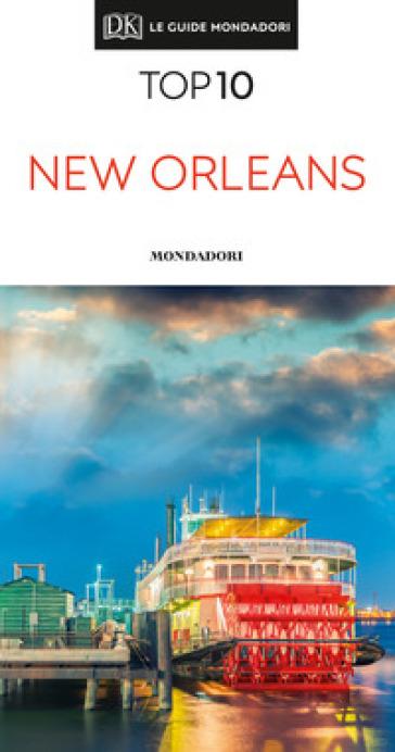 New Orleans. Con Carta geografica ripiegata