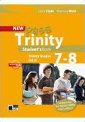 New Pass trinity. Grades 7-8 and ISE II. Student