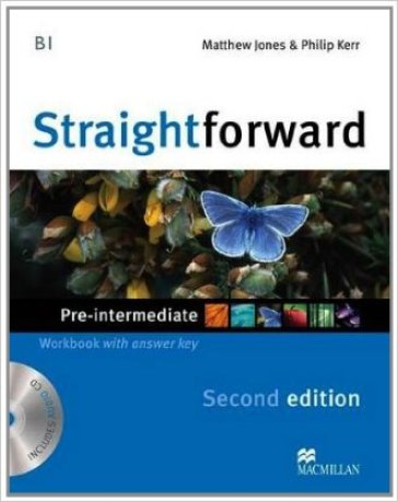 New Straightforward. Pre-intermediate. Workbook. With key. Per le Scuole superiori