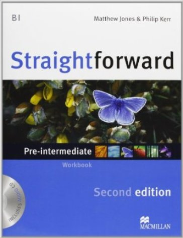 New Straightforward. Pre-intermediate. Student's book-Workbook. Con espansione online. Per le Scuole superiori