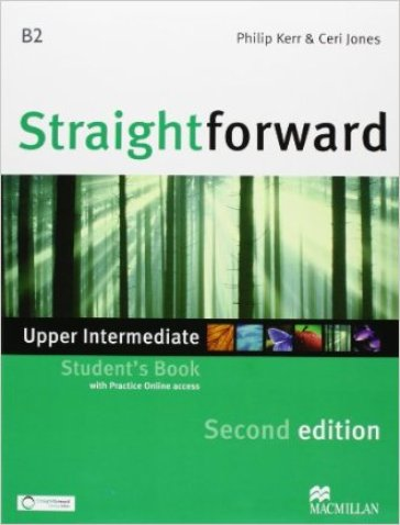 New Straightforward. Upper intermediate. Student's book-Workbook. Per le Scuole superiori. Con espansione online