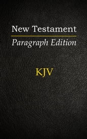 New Testament: Paragraph Edition