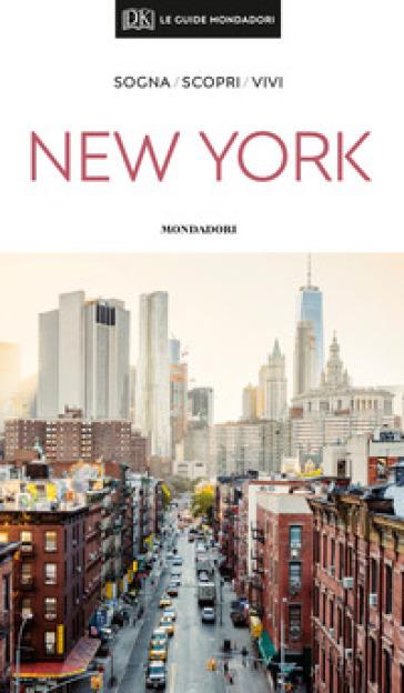 New York. Con Carta geografica ripiegata -  pdf epub