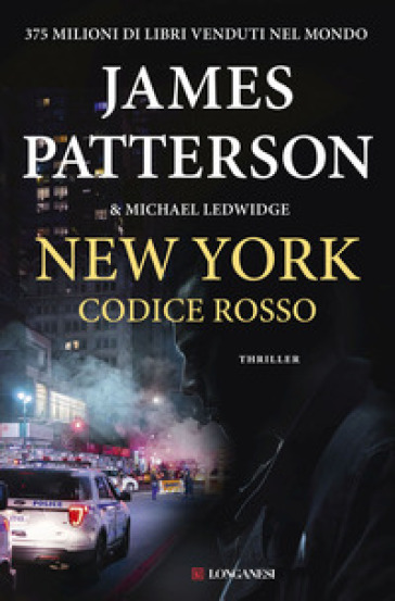 New York codice rosso - James Patterson |