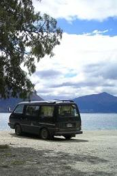 New Zealand South Island Road Trip Notebook