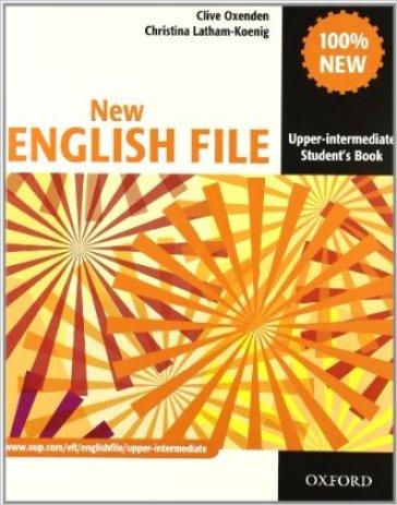 New English File Upper Intermediate Entry Checker