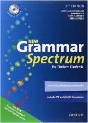 New grammar spectrum. Student's book-Booster 3000 without key. Con espansione online. Per le Scuole superiori. Con CD-ROM