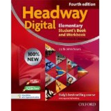 New headway digital. Elementary. Student's book-Workbook. Without key. Per le Scuole superiori. Con CD-ROM. Con espansione online