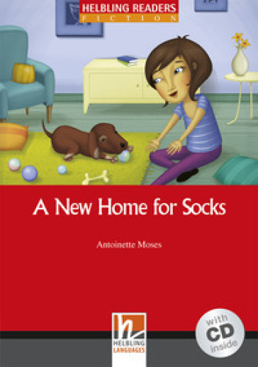 New home for socks. Con CD-ROM (A)