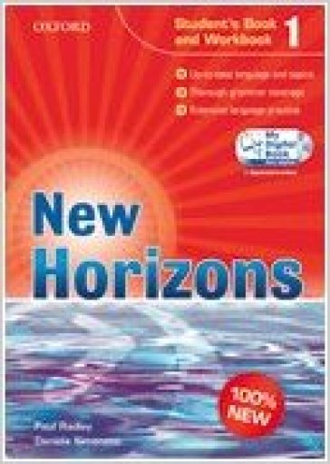 New horizons. Starter-Student's book-Workbook-My digital book. Per le Scuole superiori. Con espansione online. 1.