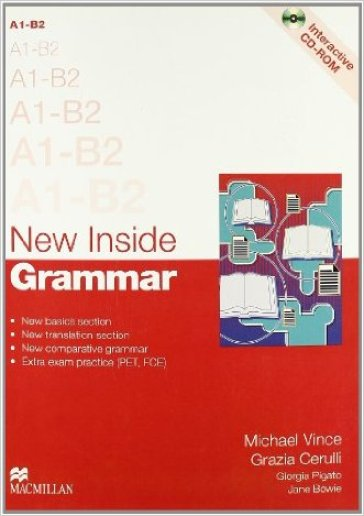 New inside grammar. Student's book. Per le Scuole superiori. Con CD-ROM