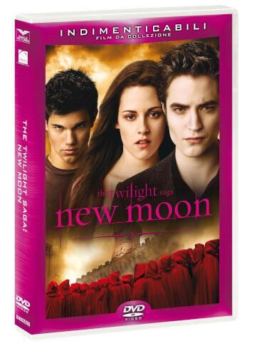 New moon - The twilight saga (DVD)(indimenticabili)