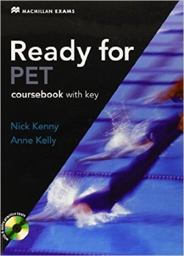 New ready for PET. Student's book. With key. Per le Scuole superiori. Con CD-ROM
