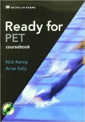 New ready for PET. Student's book. Without key. Per le Scuole superiori. Con CD-ROM