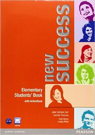 New success. Elementary. Student's book. Con espansione online. Per le Scuole superiori. Con CD-ROM