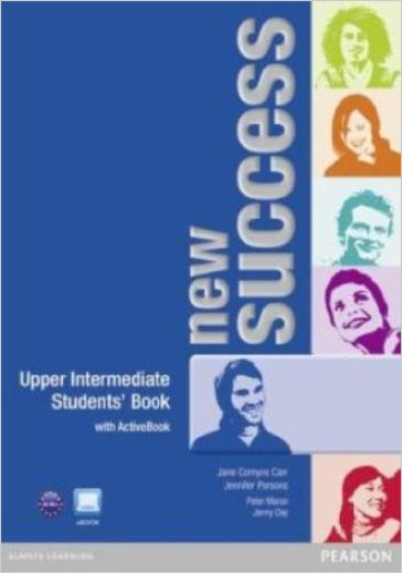 New success. Upper intermediate. Student's book. Con espansione online. Per le Scuole superiori. Con CD-ROM