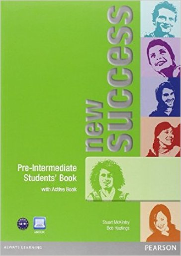 New success. Pre-intermediate. Student's pack. Per le Scuole superiori. Con e-book. Con espansione online