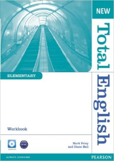 New total english. Elementary. Workbook. Con espansione online. Per le Scuole superiori. Con CD-ROM