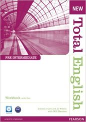 New total english. Pre-intermediate. Workbook-Key. Con espansione online. Per le Scuole superiori. Con CD-ROM