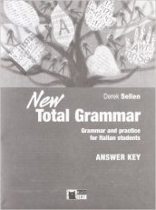 New total grammar. Answer key. Per il Liceo scientifico