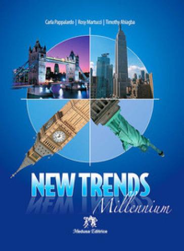 New trends millenium. CD Audio - Carla Pappalardo  