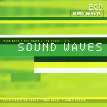New wave - sound waves