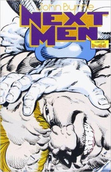 Next men. 2. - John Byrne |