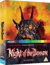 Night Of The Demon (Limited Edition) (Blu-Ray)(prodotto di importazione)