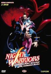 Night Warriors Darkstalkers  Revenge (2 Dvd)