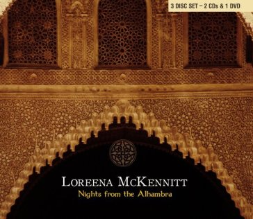 Nights from the alhamb+dvd