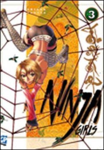 Ninja girls. 3. - Hosana Tanaka pdf epub