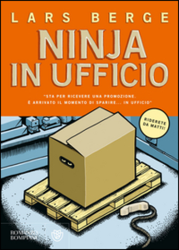 Ninja in ufficio - Lars Berge |